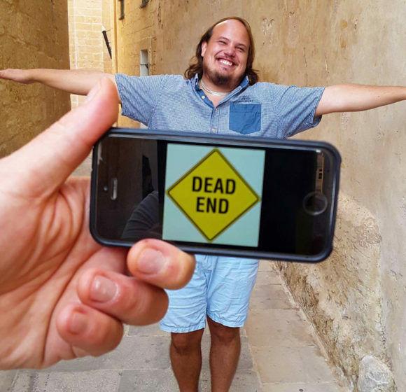 Valletta treasure hunt for the men only!