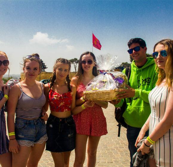 Teen treasure hunt in Valletta!